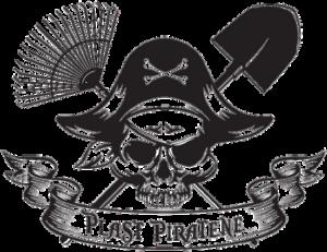 Plast Piratene Logo